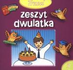 Trzeci zeszyt dwulatka. Biblioteczka mądrego dziecka w sklepie internetowym Booknet.net.pl
