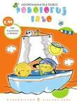 Pokoloruj lato Kolorowanka dla dzieci w sklepie internetowym Booknet.net.pl