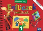 Entliczek Pentliczek 1 Kajecik 5-latka w sklepie internetowym Booknet.net.pl