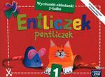 Entliczek Pentliczek 1 wycinanki-składanki 5-latka w sklepie internetowym Booknet.net.pl
