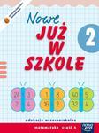 Szkoła na miarę Nowe już w szkole 2 Matematyka Część 4 w sklepie internetowym Booknet.net.pl
