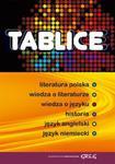 Tablice:literatura polska, wiedza o literaturze, wiedza o języku, historia, j.angielski, j.niemiecki w sklepie internetowym Booknet.net.pl