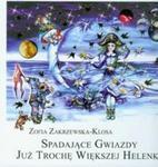 Spadające gwiazdy już trochę większej Helenki w sklepie internetowym Booknet.net.pl