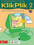 KlikPlik 2 Zajęcia komputerowe z płytą CD w sklepie internetowym Booknet.net.pl