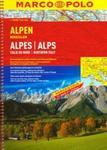 Alpy Włochy Północne Atlas drogowy 1: 300 000 Marco Polo w sklepie internetowym Booknet.net.pl