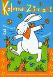 Kolorowe zwierzaki 3 w sklepie internetowym Booknet.net.pl