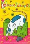 Kolorowe zwierzaki 2 w sklepie internetowym Booknet.net.pl