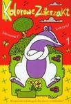 Kolorowe zwierzaki 1 w sklepie internetowym Booknet.net.pl