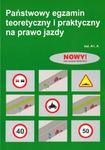 Państwowy egzamin teoretyczny i praktyczny na prawo jazdy w sklepie internetowym Booknet.net.pl