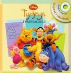 Tygrys i przyjaciele. Czytaj i słuchaj + CD (RAD-1) w sklepie internetowym Booknet.net.pl