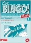 New BINGO! Plus 1 Zeszyt ćwiczeń z elementami pisania z płytą CD w sklepie internetowym Booknet.net.pl