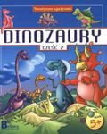 Dinozaury część 2 Tematyczne zgadywanki w sklepie internetowym Booknet.net.pl