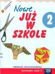 Szkoła na miarę Nowe już w szkole 2 Wycinanka Część 2 w sklepie internetowym Booknet.net.pl