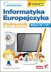 Informatyka Europejczyka 4-6 Podręcznik z płytą CD w sklepie internetowym Booknet.net.pl