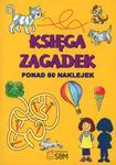 Księgi edukacyjne Księga zagadek w sklepie internetowym Booknet.net.pl