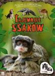 Tajemnice ssaków Album z naklejkami w sklepie internetowym Booknet.net.pl