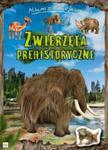 Zwierzęta prehistoryczne Album z naklejkami w sklepie internetowym Booknet.net.pl