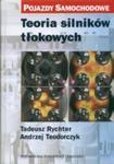 Teoria silników tłokowych. Pojazdy samochodowe w sklepie internetowym Booknet.net.pl