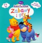 Kubuś Puchatek Zabawy i gry 5-6 lat w sklepie internetowym Booknet.net.pl