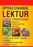 Opracowania lektur-Stary człowiek i morze, Hobbit, Opow.wigilijna,Romeo i Julia w sklepie internetowym Booknet.net.pl