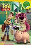 Toy Story 3 Książka z naklejkami w sklepie internetowym Booknet.net.pl