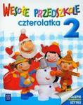 Wesołe przedszkole czterolatka 2 Zeszyt ćwiczeń w sklepie internetowym Booknet.net.pl