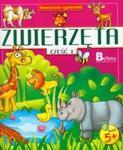 Zwierzęta część 1 Tematyczne zgadywanki w sklepie internetowym Booknet.net.pl
