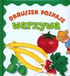 Okruszek poznaje warzywa w sklepie internetowym Booknet.net.pl