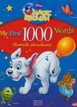 My First 1000 Words Słownik obrazkowy w sklepie internetowym Booknet.net.pl