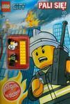 Lego City. Pali się (+minifigurka do złożenia) (LMI-1) w sklepie internetowym Booknet.net.pl