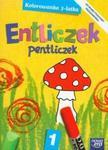 Entliczek Pentliczek 1 kolorowanka 3-latka w sklepie internetowym Booknet.net.pl