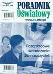 Pozapłacowe świadczenia dla nauczycieli w sklepie internetowym Booknet.net.pl