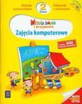 Wesoła szkoła i przyjaciele. Klasa 2, szkoła podstawowa. Zajęcia komputerowe. Podręcznik i ćwiczenia w sklepie internetowym Booknet.net.pl