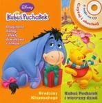 Kubuś Puchatek i wietrzny dzień Urodziny Kłapouchego Czytaj i słuchaj + CD w sklepie internetowym Booknet.net.pl