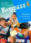Kompass 4. Klasa 1-3, gimnazjum, część 4. Język niemiecki. Podręcznik (+2CD) w sklepie internetowym Booknet.net.pl