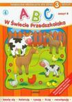 ABC w Świecie Przedszkolaka Zeszyt B w sklepie internetowym Booknet.net.pl
