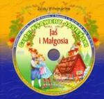Jaś i Małgosia Słuchowisko z płytą CD w sklepie internetowym Booknet.net.pl