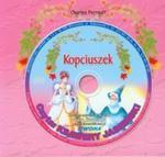 Kopciuszek. Słuchowisko z płytą CD w sklepie internetowym Booknet.net.pl