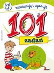 101 zadań Rozwiązuję i zgaduję w sklepie internetowym Booknet.net.pl