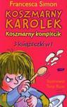 Koszmarny Karolek Koszmarny komplecik + CD w sklepie internetowym Booknet.net.pl