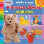 Pierwsze słówka malucha Wielka księga w sklepie internetowym Booknet.net.pl