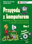 Przygoda z komputerem. Klasa 2. Podręcznik + CD. w sklepie internetowym Booknet.net.pl