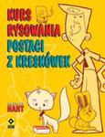 Kurs rysowania postaci z kreskówek w sklepie internetowym Booknet.net.pl