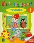 Wesołe Przedszkole trzylatka 1 w sklepie internetowym Booknet.net.pl