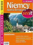 Niemcy, Austria, Szwajcaria see it - atlas samochodowy w sklepie internetowym Booknet.net.pl
