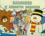 Bałwanek w zimowym ogrodzie w sklepie internetowym Booknet.net.pl