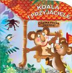 Chatka pełna zwierząt. Koala i przyjaciele w sklepie internetowym Booknet.net.pl