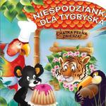 Chatka pełna zwierząt. Niespodzianka dla tygryska w sklepie internetowym Booknet.net.pl