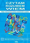 Czytam, rozumiem, wiem. Teksty i ćwiczenia dla uczniów z trudnościami w czytaniu w sklepie internetowym Booknet.net.pl