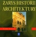 ZARYS HISTORII ARCHITEKTURY db 2 w sklepie internetowym Booknet.net.pl